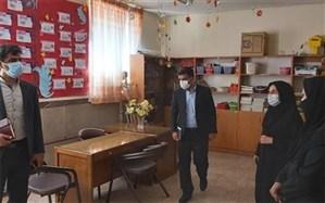 بازدید رئیس اداره آموزش و پرورش استثنایی شهرستانهای استان تهران از شهرستان بهارستان