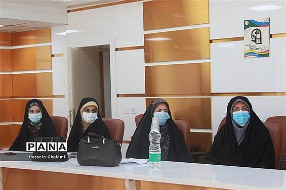 نشست ستاد کنگره شهدای دانشجو معلم استان بوشهر