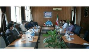 جلسه کارگروه تسهیل  و رفعموانع تولید شهرستان خلیلآباد تشکیل شد
