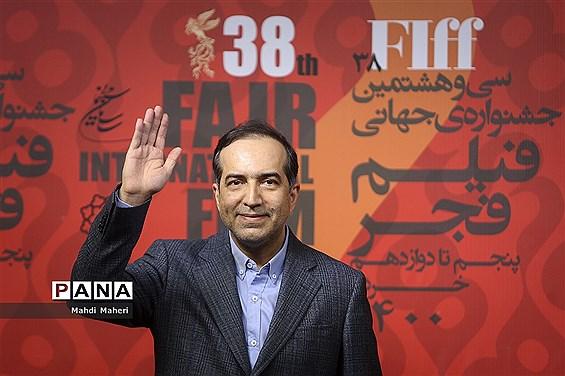 ششمین روز از سی و هشتمین جشنواره جهانی فیلم فجر