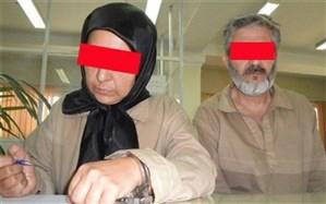 زن منکر همدستی در قتل شوهرش شد
