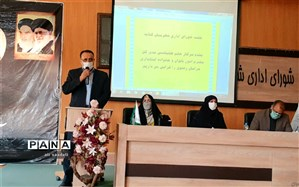 برگزاری سومین جلسه شورای آموزش و پرورش شهرستان کلات
