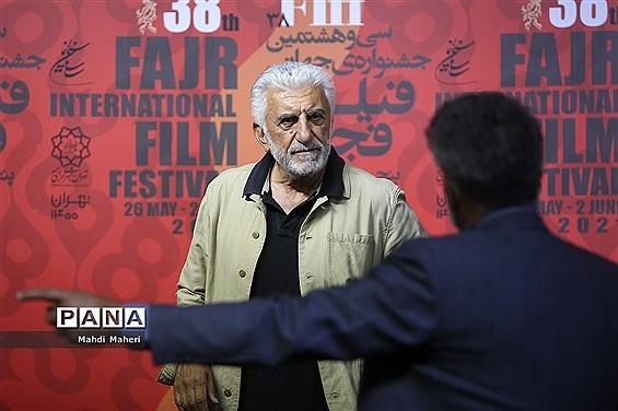 هفتمین روز از سی و هشتمین جشنواره جهانی فیلم فجر