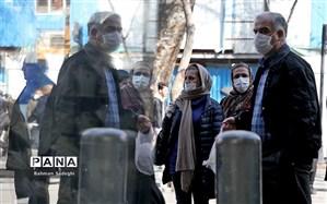 توصیههای کرونایی: ماسک را در فاصله یک متری با افراد از صورت برندارید