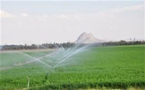 1418 هکتار از اراضی کشاورزی سیبوسوران به سیستم نوین آبیاری مجهز شد