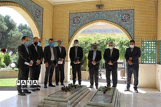 مراسم گرامیداشت شهدای دانشآموز مدرسه سیدالشهدا(ع) کابل