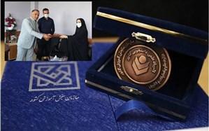 کسبرتبهبرتر کشوری المپیاد دانشجویی توسط همکار فرهنگی آذربایجانشرقی