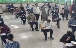 فولادوند بهصورت سرزده از چند حوزهامتحانی آموزش و پرورش شهر تهران بازدید کرد