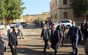 بازدید وزیر آموزش و پرورش از حوزه امتحان نهایی پایه دوازدهم شهرستان بوشهر