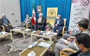 دومین نشست شورای هماهنگی طرح ملی «کاشان، پایتخت نهج البلاغه ایران» برگزار شد