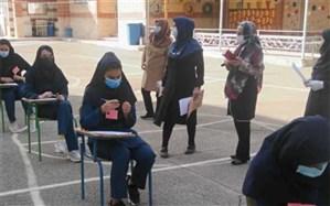 بازدید مستمر از حوزههای امتحانات نهایی پایههای نهم و دوازدهم شهرستان اسلامشهر