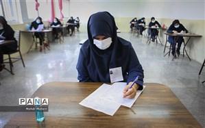 تقدیر وزیر بهداشت از آموزشوپرورش به دلیل رعایت پروتکلها در امتحانات حضوری