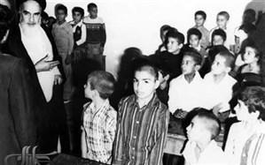 نامه دانش آموزان نیشابوری به حضرت امام خمینی (ره)