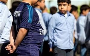 بهبود دامنه وزن طبیعی دانش آموزان اردبیلی