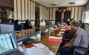 برگزاری نخستین جلسه کمیته علمی اجرایی طرح ملی نماد