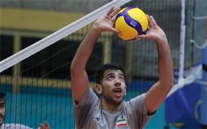 لیگ ملتهای والیبال؛ یک بازیکن جدید به تیم ملی ایران اضافه شد