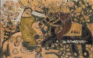 شگفتی هنرمند فقید ایرانی در حراج بونامز
