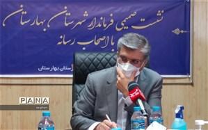 فرماندار بهارستان: تخلفات انتخاباتی عامل مهمی در کاهش شور و شوق در بین مردم در این ایام است
