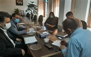 برگزاری نشست مشورتی شرایط عرضه مانتو مدارس