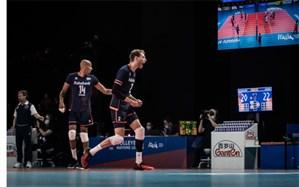 لیگ ملتهای والیبال؛ هلند طلسم 17 ساله را شکست