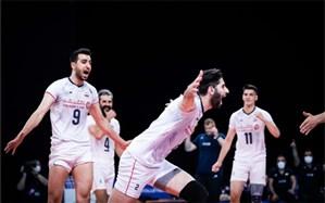 لیگ ملتهای والیبال؛ آمریکا هم مات قدرت ایران شد