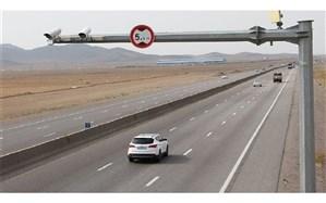 ثبت بیش از یک میلیون تخلف سرعت غیرمجاز در استان اردبیل