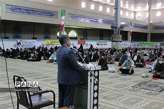نشست مشترک داوطلبان انتخابات شوراهای اسلامی و مسئولان شهرستان اسلامشهر