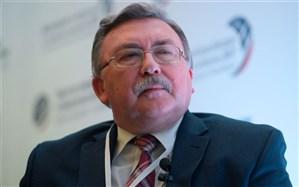اولیانوف: طرفین از وقفه مذاکرات وین استفاده کنند