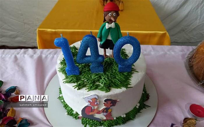 جشن تولدی برای 140سالگی پینوکیو