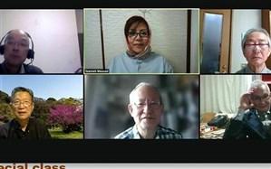 برگزاری چهارمین دوره آموزش مجازی زبان فارسی در ژاپن