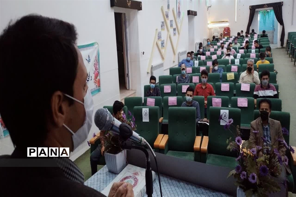 مراسم جشن سیاسی رای اولیهای 1400 کاشمر