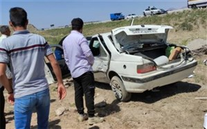 داغی دیگر بر دلهای غمزده مردم ایران؛ پنج سرباز معلم در واژگونی اتوبوس جان باختند