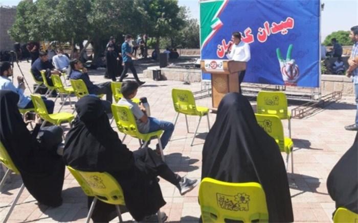 تریبون آزاد شهروندان تبریزی در تفرجگاه عون بن علی