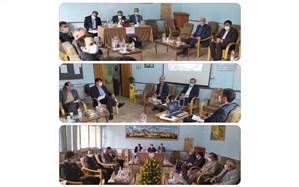 جلسه هماندیشی توسعه سنواتی آموزشهای فنی، حرفهای و کاردانش در اردبیل