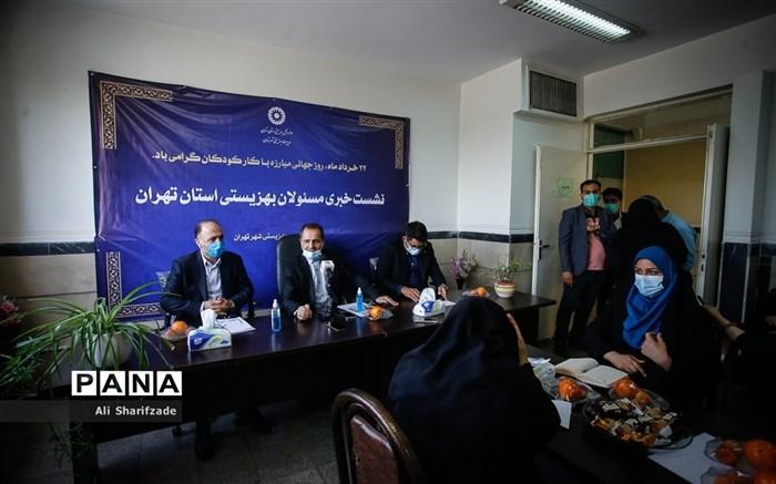 بازدید خبرنگاران از مرکز نگهداری کودکان کار یاسر
