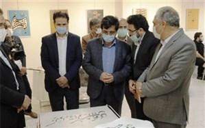 برگزاری هنرواره سوادآموزی از دریچه هنر در اردبیل