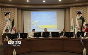 آغاز نشست تبیین بازمهندسی تشکیلات پیشتازان سازمان دانشآموزی در شیراز