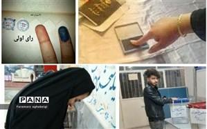 ۵۲ مدرسه تربت حیدریه شعبه اخذ رای انتخابات هستند