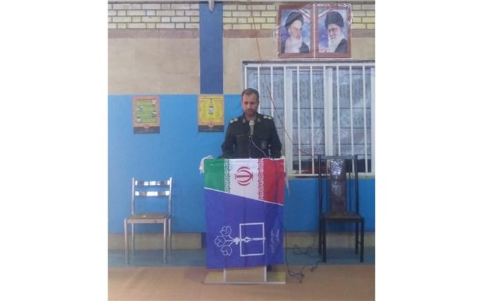 برگزاری همایش رای اولیها در شهرستان کمیجان