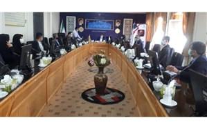 برگزاری نشست شورای برنامه ریزی سازمان دانش آموزی استان  مرکزی