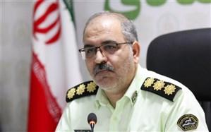 کشف 55 میلیارد ریال انواع کالاهای قاچاق در اجرای طرح سراسری در تهران