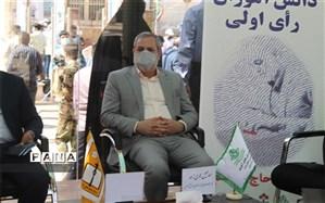 بحریزاده: جوانان ما با اقتدار برای رفع موانع به میدان میآیند