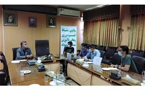 برگزاری جلسه نمایندگان مجلس دانشآموزی ناحیه 2  استان اصفهان با  مدیرآموزش و پرورش