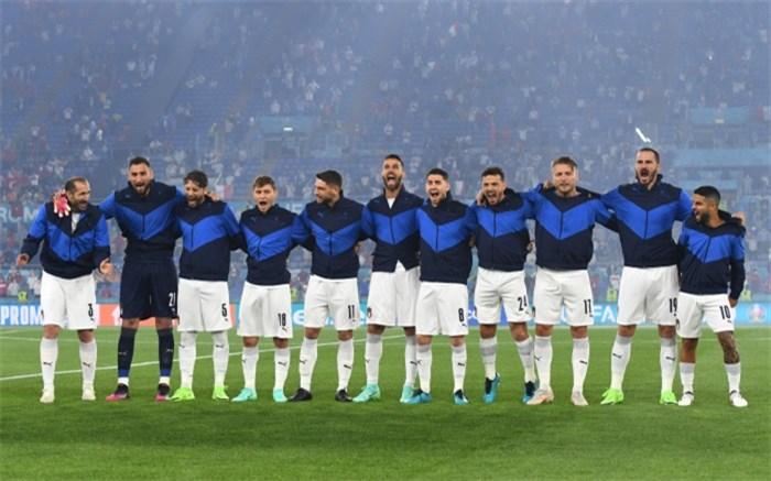 تیم ملی فوتبال ایتالیا 2021