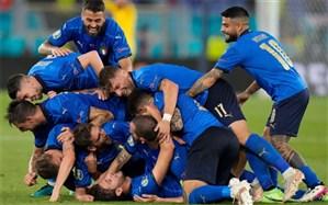 اقتدار ایتالیا کامل شد؛ ولز باخت و صعود کرد