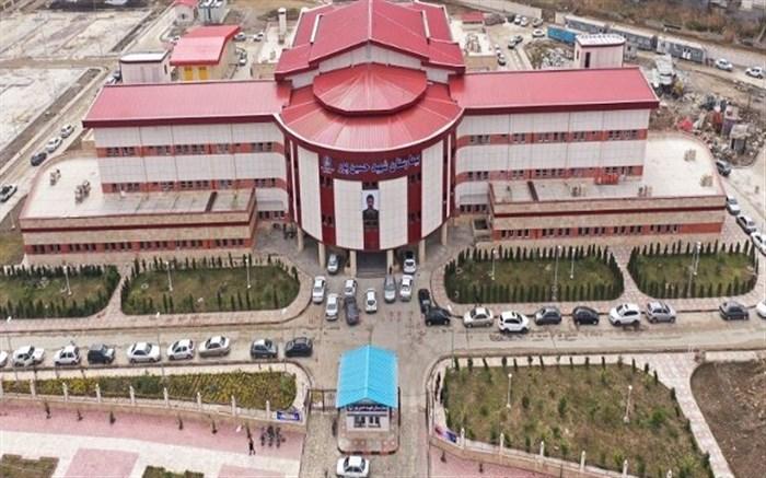 ساخت و تجهیز بیمارستان شهید حسینپور لنگرود با اعتبار ۲۸۰ میلیاردی