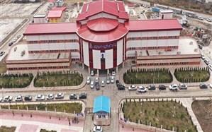 احداث و بهرهبرداری از ۷۱ پروژه بیمارستانی در دولت تدبیر و امید