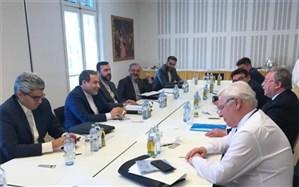 عراقچی با نماینده هیات روس در مذاکرات برجام دیدار کرد
