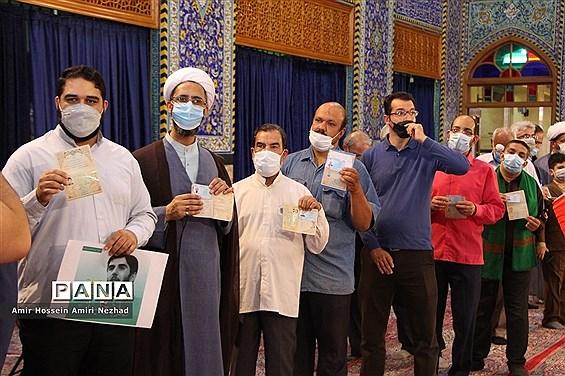 انتخابات 1400 در یزد