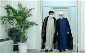 روحانی رسما پیروزی رئیسی را تبریک گفت
